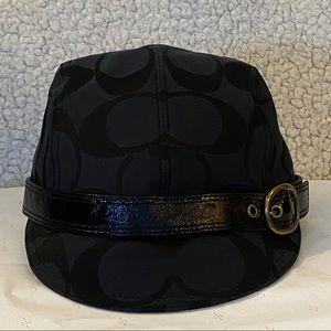 Brand New COACH Signature Karee Hat